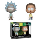 Rick and Morty Vynl.
