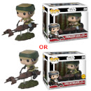 Figurine Pop! Leia sur Moto Speeder - Star Wars