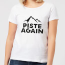 Piste Again Women's T-Shirt - White
