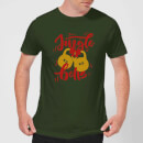Jingle (Kettle) Bells T-Shirt - Forest Green