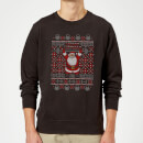 Merry Liftmas Sweatshirt - Black