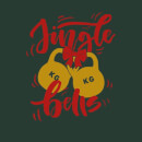 Jingle (Kettle) Bells Women's T-Shirt - Forest Green