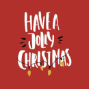 Have a Jolly Christmas Sweatshirt - Red
