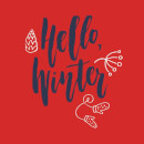 Hello Winter Women's T-Shirt - Red