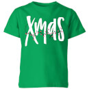 Xmas Kids' T-Shirt - Kelly Green