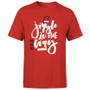 Jingle T-Shirt - Red