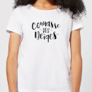 Connasse Des Neiges Women's T-Shirt - White
