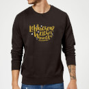 International Lebkiuchen Sweatshirt - Black