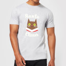 Santa Claws T-Shirt - Grey