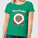 Fleas Navidad Women's T-Shirt - Kelly Green