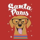 Santa Paws T-Shirt - Red