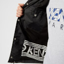 7c8731c6 KENZO Men's Hyper KENZO Coach Jacket - Black - Free UK Delivery over £50