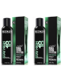 Redken Stay High 18 Gel to Mousse Duo (2 x 150ml)