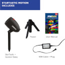Startastic Action Laser Projector