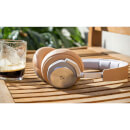 Bang & Olufsen BeoPlay H8 Wireless Bluetooth Headphones (Inc Noise Cancellation) - Natural Leather