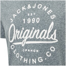 Jack & Jones Men's Originals Breezes T-Shirt - Total Eclipse