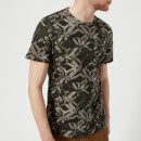Ted Baker Men's Woof Geo Print T-Shirt - Green