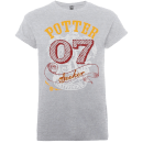 Harry Potter Gryffindor Seeker Potter Men's Grey T-Shirt