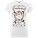 Harry Potter Honeydukes Sepia Chocolate Frogs Women's White T-Shirt