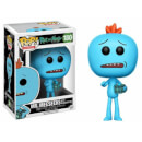 Rick and Morty Mr. Meeseeks with Meeseeks Box EXC Pop! Vinyl Figure