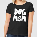 Dog Mom Women's T-Shirt - Black