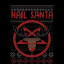 Hail Santa T-Shirt - Black