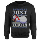 Just Chillin Sweatshirt - Black