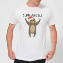 Slow Angels T-Shirt - White