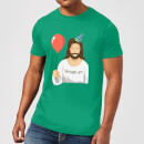 Birthday Boy T-Shirt - Kelly Green