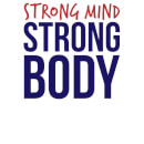 Strong Mind Strong Body Women's Sweatshirt - White