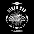 Biker Dad T-Shirt - Black