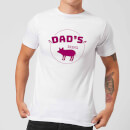 Dads BBQ T-Shirt - White