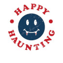 Happy Haunting Fang Women's T-Shirt - White