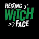 Resting Witch Face Sweatshirt - Black