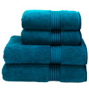 Christy Supreme Hygro Towel Range - Kingfisher