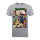 "Camiseta Marvel Comics Black Panther ""Big Issue"" - Hombre - Gris"