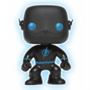 DC Justice League The Flash Glow in the Dark Silhouette EXC Pop! Vinyl Figure