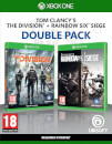 Double Pack Tom Clancy's The Division + Rainbow Six Siege -