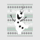 Disney Frozen Olaf Dancing Women's Grey T-Shirt