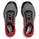 Under Armour Men's Charged Escape Running Shoes - Grey/Black/Red