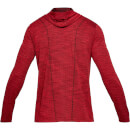 Under Armour Men's Threadborne Seamless Hoody - Red