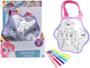 My Little Pony Colour Your Own Shaped Tote bag
