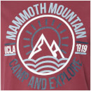 T-Shirt Homme Moiso Mountain UCLA - Bordeaux