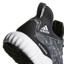 adidas Men's Alphabounce SD Training Shoes - Black/White