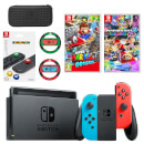 Nintendo Switch New Mario Mega Bundle