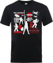 Star Wars The Last Jedi Rebels Men's Black T-Shirt