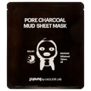 JJ Young Pore Charcoal Mud Sheet Mask
