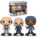 Star Wars Lobot, Ugnaught and Bespin Guard EXC Pop! Vinyl Figure 3-Pack
