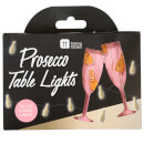 Prosecco LED String Lights