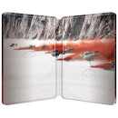 Star Wars: The Last Jedi - 4K Ultra HD (Includes 2D Blu-ray) - Zavvi Exclusive Limited Edition Steelbook